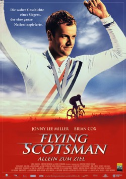 Filmplakat zu Flying Scotsman