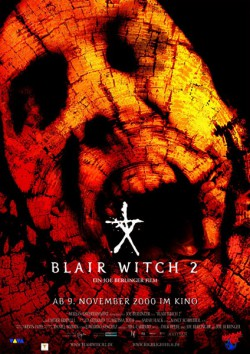 Filmplakat zu Blair Witch 2