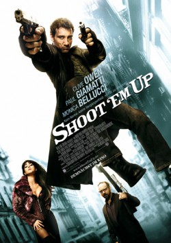 Filmplakat zu Shoot 'Em Up