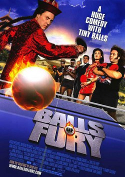 Filmplakat zu Balls of Fury
