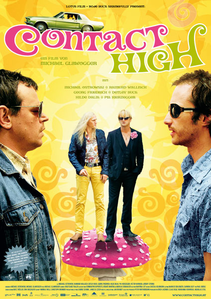 Najlepszy kontakt / Contact High (2009) *DVD RIP* LEKTOR PL* AVI*