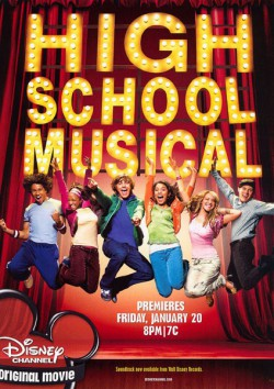 Filmplakat zu High School Musical