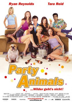 Filmplakat zu Party Animals