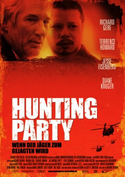 Filmplakat zu Hunting Party
