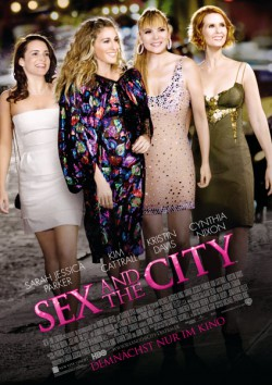 Filmplakat zu Sex and the City