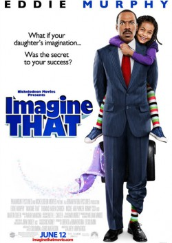 Filmplakat zu Imagine That - Die Kraft der Fantasie