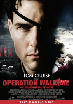 Filmplakat zu Operation Walküre