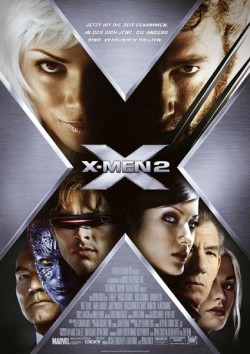 Filmplakat zu X-Men 2