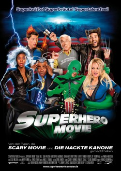 Filmplakat zu Superhero Movie