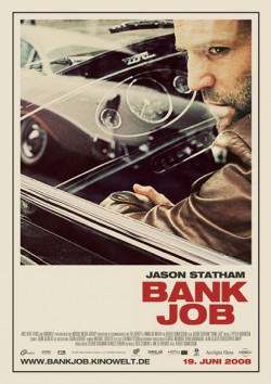 Filmplakat zu The Bank Job