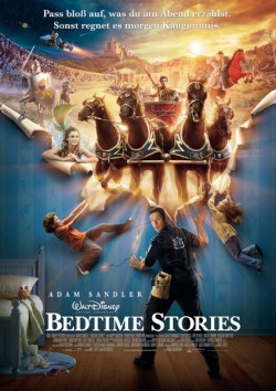 Filmplakat zu Bedtime Stories