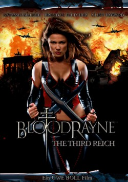 Filmplakat zu BloodRayne - The Third Reich