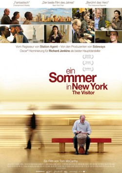Filmplakat zu Ein Sommer in New York