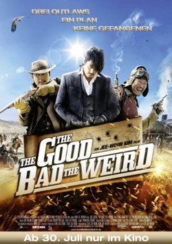 Filmplakat zu The Good, the Bad, and the Weird