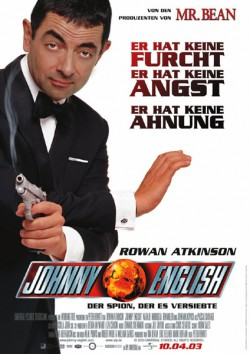 Filmplakat zu Johnny English