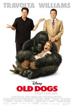 Filmplakat zu Old Dogs - Daddy oder Deal