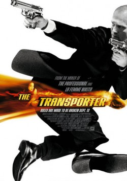 Filmplakat zu The Transporter