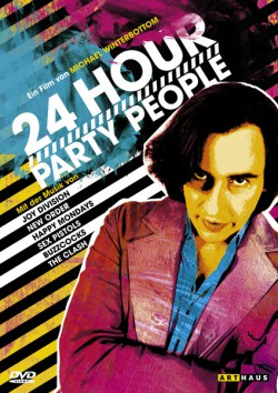 Filmplakat zu 24 Hour Party People