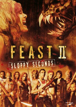 Filmplakat zu Feast 2: Sloppy Seconds