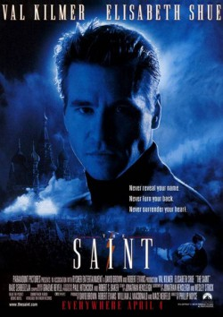 Filmplakat zu The Saint