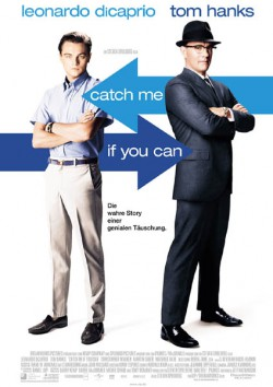 Filmplakat zu Catch Me If You Can