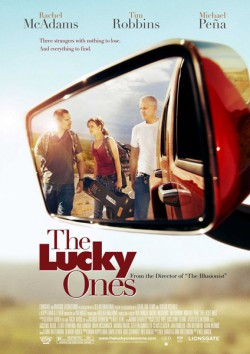 Filmplakat zu The Lucky Ones