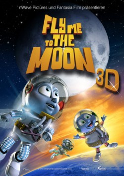 Filmplakat zu Fly Me to the Moon