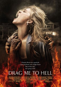 Filmplakat zu Drag Me to Hell