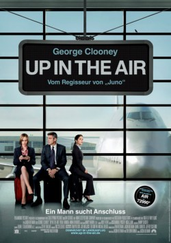 Filmplakat zu Up in the Air