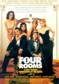Filmplakat zu Four Rooms