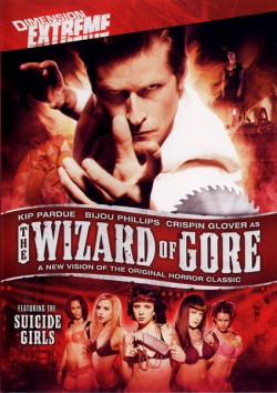 Filmplakat zu The Wizard of Gore