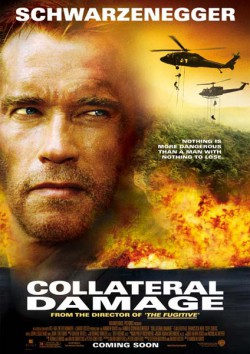 Filmplakat zu Collateral Damage