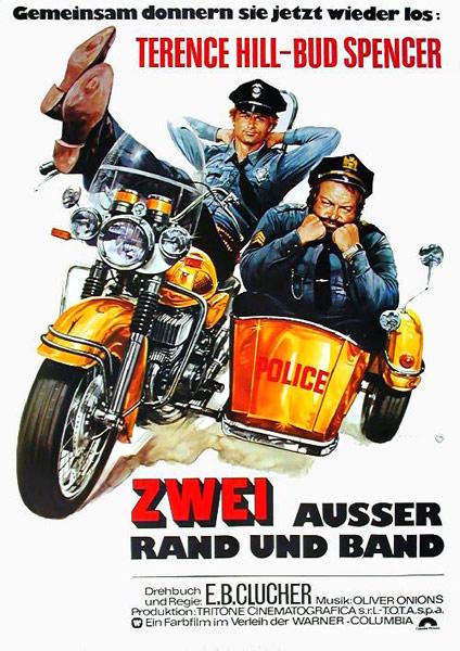 Bud Spencer Terence Hill Filme Deutsch Komplett Zwei Außer Rand Und Band