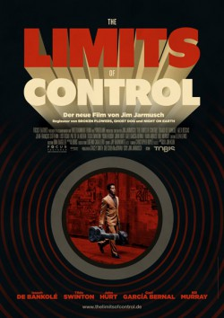 Filmplakat zu The Limits of Control