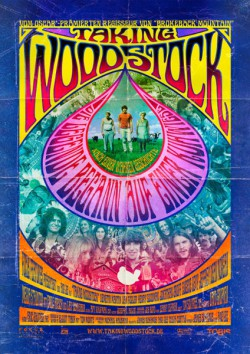 Filmplakat zu Taking Woodstock