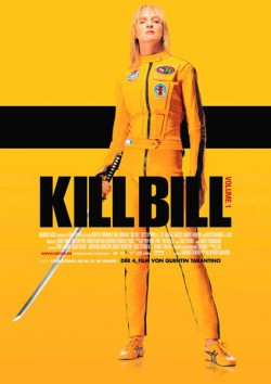 Filmplakat zu Kill Bill: Volume 1