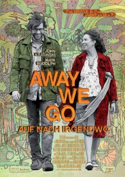 Filmplakat zu Away We Go