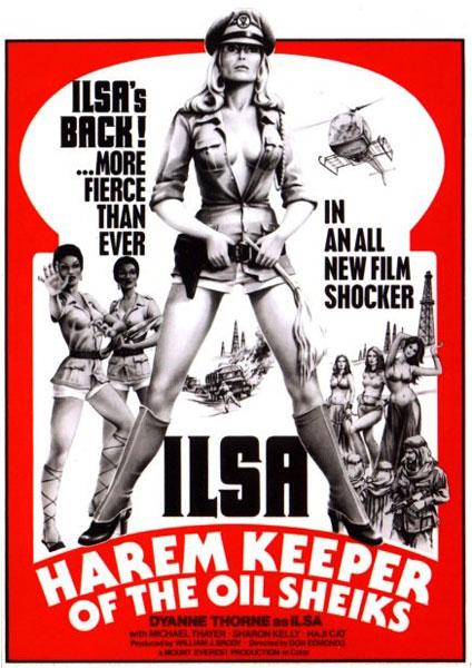 Ilsa Haremswächterin Des ölscheichs