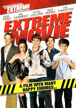 Filmplakat zu Extreme Movie
