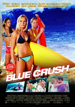 Filmplakat zu Blue Crush