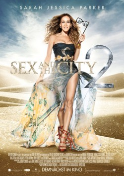 Filmplakat zu Sex and the City 2