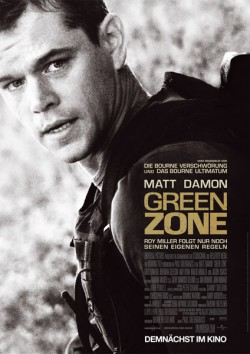 Filmplakat zu Green Zone
