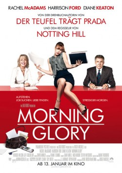 Filmplakat zu Morning Glory