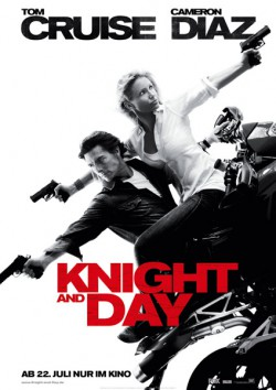 Filmplakat zu Knight and Day