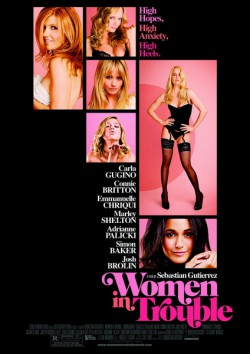 Filmplakat zu Women in Trouble