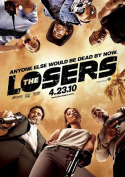 Filmplakat zu The Losers