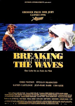 Filmplakat zu Breaking the Waves