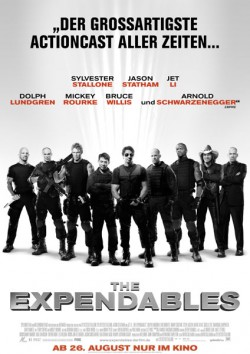 Filmplakat zu The Expendables