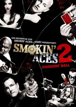 Filmplakat zu Smokin' Aces 2: Assassins' Ball