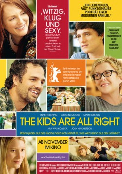 Filmplakat zu The Kids Are All Right